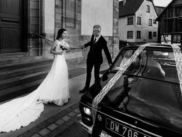 Le mariage de Jordan et Noemie à Ebersheim, Bas Rhin 56