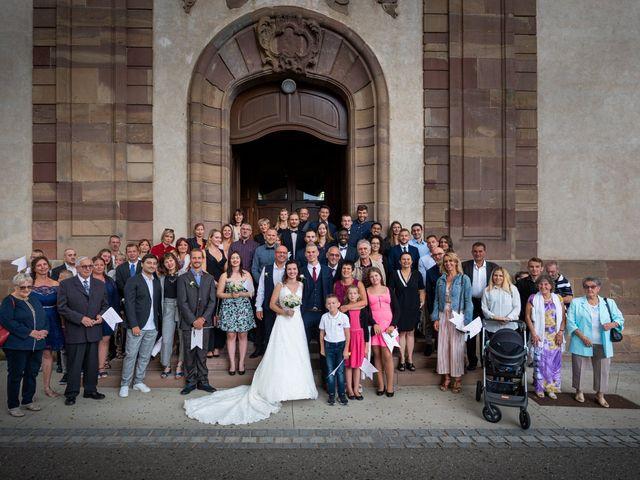 Le mariage de Jordan et Noemie à Ebersheim, Bas Rhin 55