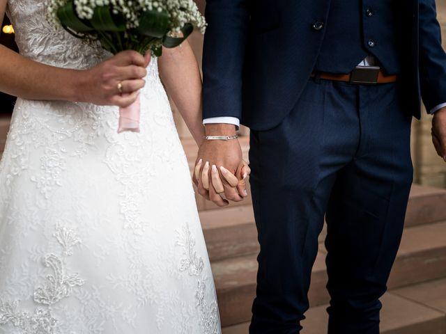 Le mariage de Jordan et Noemie à Ebersheim, Bas Rhin 54