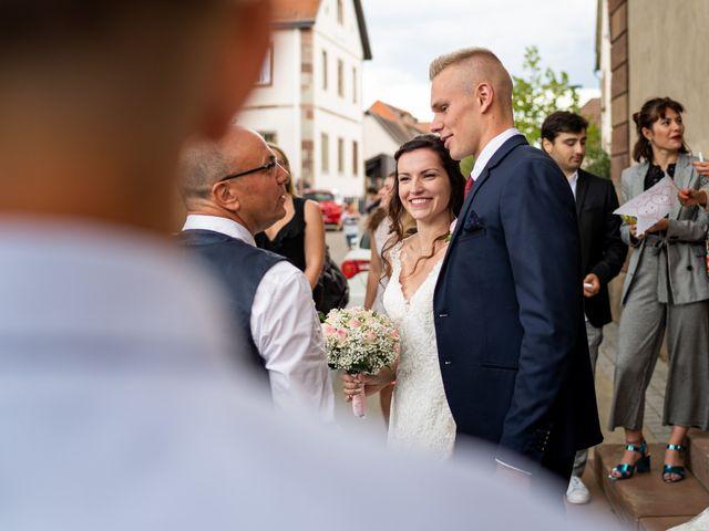 Le mariage de Jordan et Noemie à Ebersheim, Bas Rhin 53