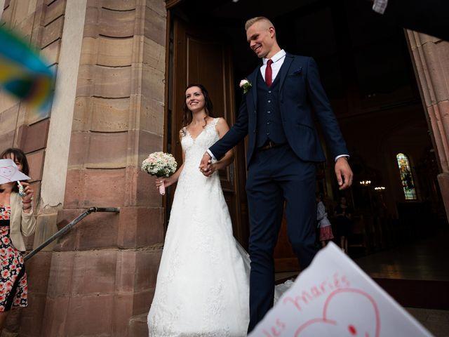 Le mariage de Jordan et Noemie à Ebersheim, Bas Rhin 51