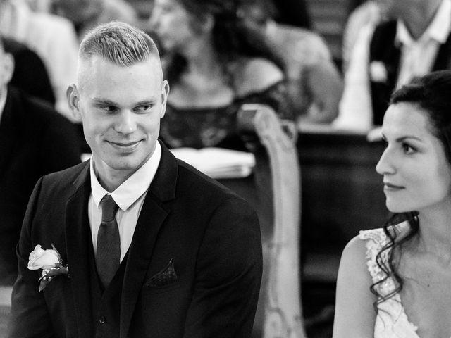 Le mariage de Jordan et Noemie à Ebersheim, Bas Rhin 25