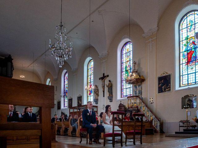 Le mariage de Jordan et Noemie à Ebersheim, Bas Rhin 27