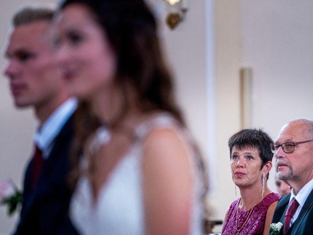 Le mariage de Jordan et Noemie à Ebersheim, Bas Rhin 26