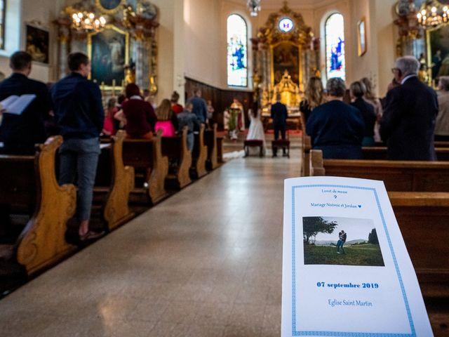 Le mariage de Jordan et Noemie à Ebersheim, Bas Rhin 30