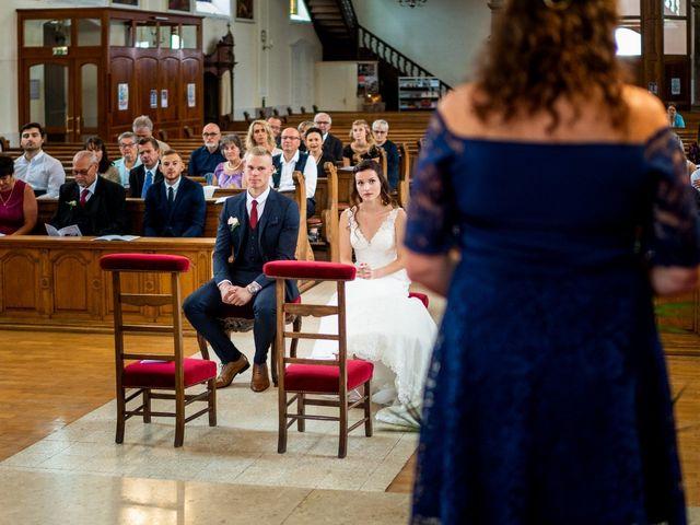 Le mariage de Jordan et Noemie à Ebersheim, Bas Rhin 32