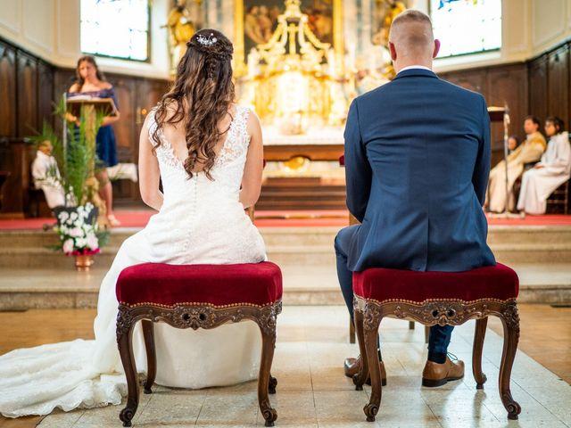 Le mariage de Jordan et Noemie à Ebersheim, Bas Rhin 33
