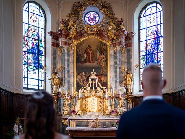 Le mariage de Jordan et Noemie à Ebersheim, Bas Rhin 37