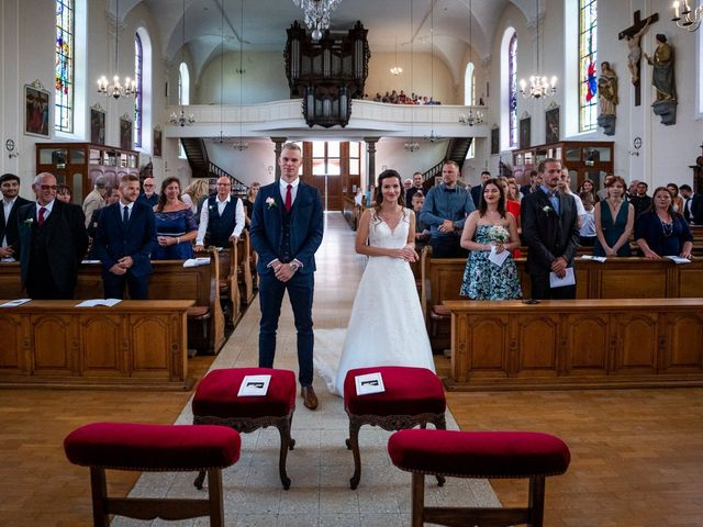 Le mariage de Jordan et Noemie à Ebersheim, Bas Rhin 19
