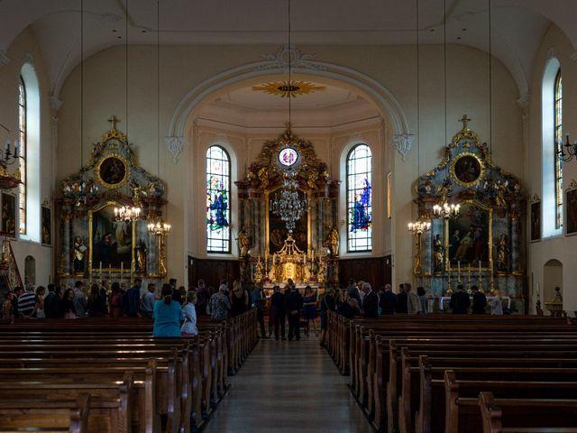 Le mariage de Jordan et Noemie à Ebersheim, Bas Rhin 11