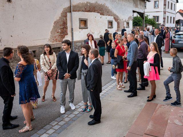 Le mariage de Jordan et Noemie à Ebersheim, Bas Rhin 12