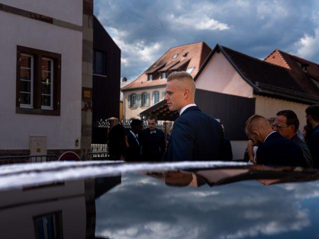 Le mariage de Jordan et Noemie à Ebersheim, Bas Rhin 9