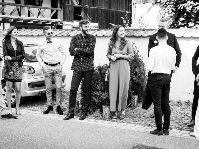 Le mariage de Jordan et Noemie à Ebersheim, Bas Rhin 3