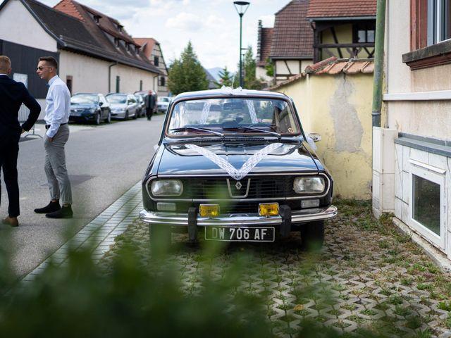 Le mariage de Jordan et Noemie à Ebersheim, Bas Rhin 6