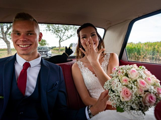 Le mariage de Jordan et Noemie à Ebersheim, Bas Rhin 58