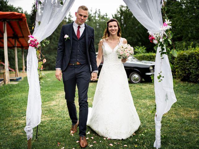 Le mariage de Jordan et Noemie à Ebersheim, Bas Rhin 68
