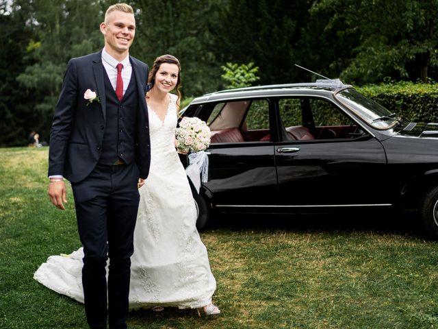 Le mariage de Jordan et Noemie à Ebersheim, Bas Rhin 67