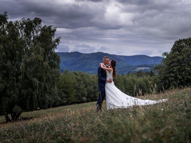 Le mariage de Noemie et Jordan