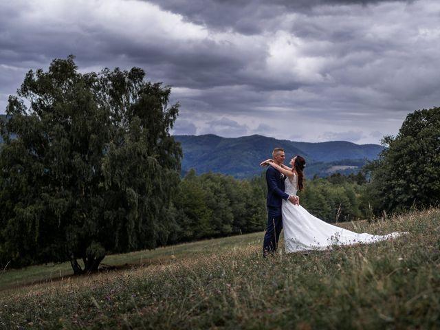 Le mariage de Jordan et Noemie à Ebersheim, Bas Rhin 95