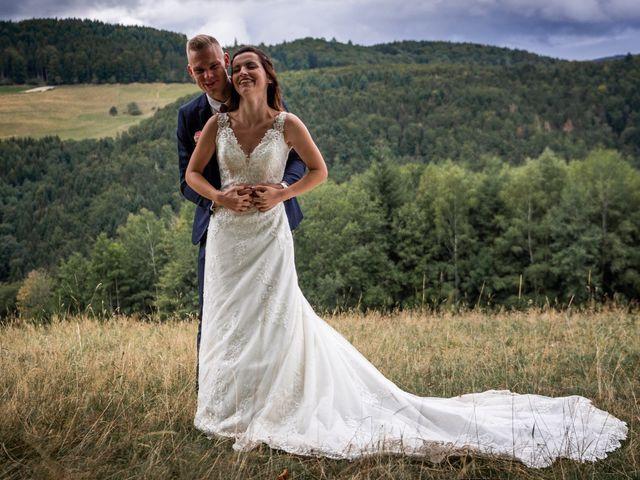 Le mariage de Jordan et Noemie à Ebersheim, Bas Rhin 93