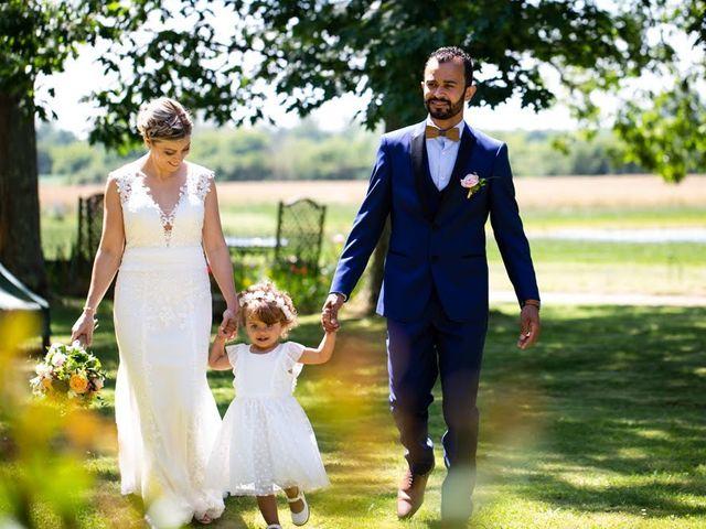 Le mariage de Yohann et Carine à Briare, Loiret 34
