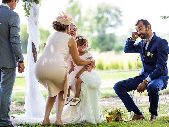 Le mariage de Yohann et Carine à Briare, Loiret 41