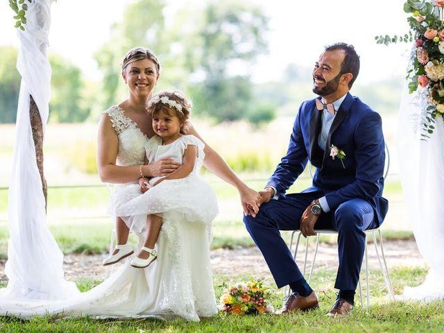 Le mariage de Yohann et Carine à Briare, Loiret 42