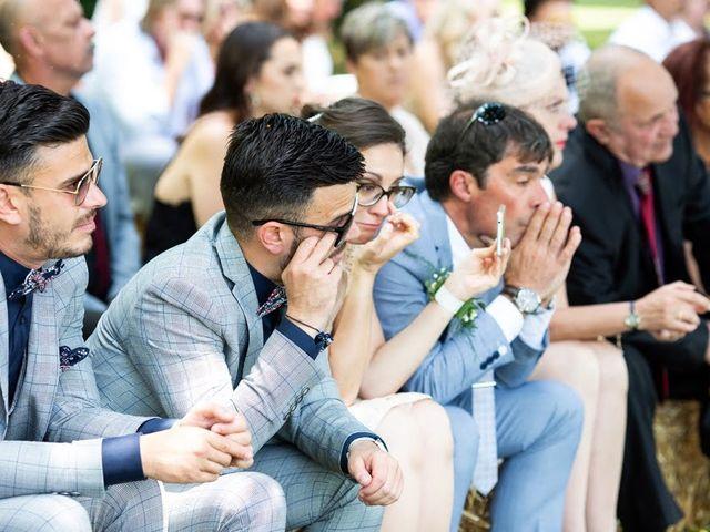 Le mariage de Yohann et Carine à Briare, Loiret 44