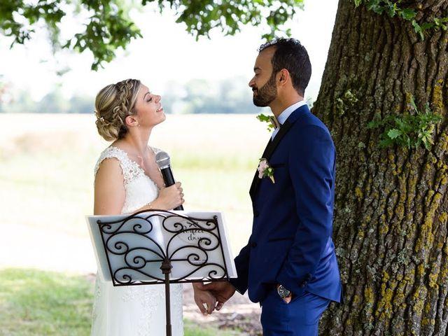 Le mariage de Yohann et Carine à Briare, Loiret 45