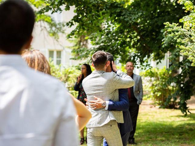 Le mariage de Yohann et Carine à Briare, Loiret 46