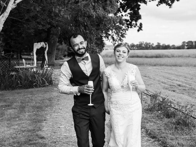 Le mariage de Carine et Yohann