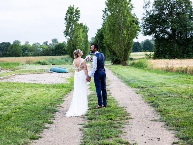Le mariage de Yohann et Carine à Briare, Loiret 56