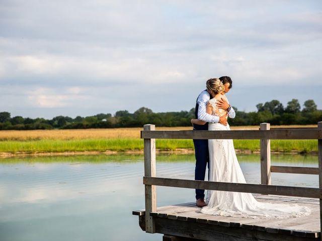 Le mariage de Yohann et Carine à Briare, Loiret 57