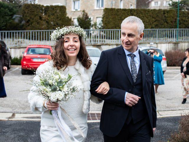 Le mariage de Léopold et Emilie à Le Chambon-sur-Lignon, Haute-Loire 4