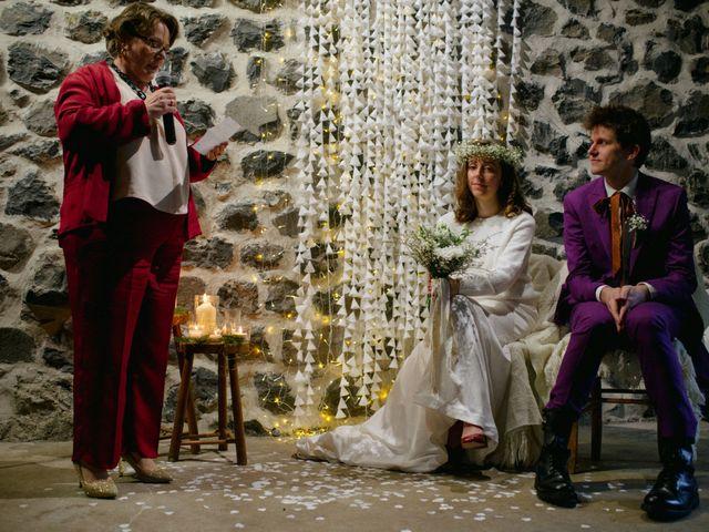 Le mariage de Léopold et Emilie à Le Chambon-sur-Lignon, Haute-Loire 20