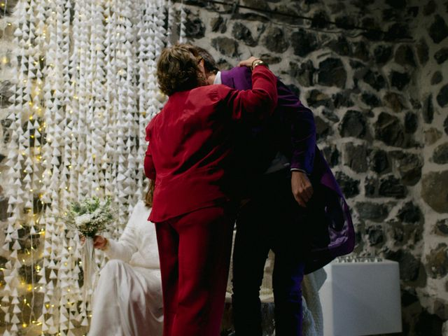 Le mariage de Léopold et Emilie à Le Chambon-sur-Lignon, Haute-Loire 21