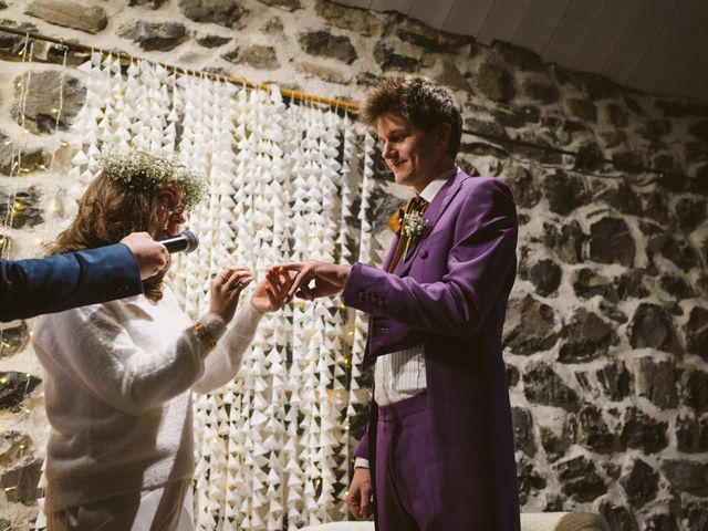 Le mariage de Léopold et Emilie à Le Chambon-sur-Lignon, Haute-Loire 33