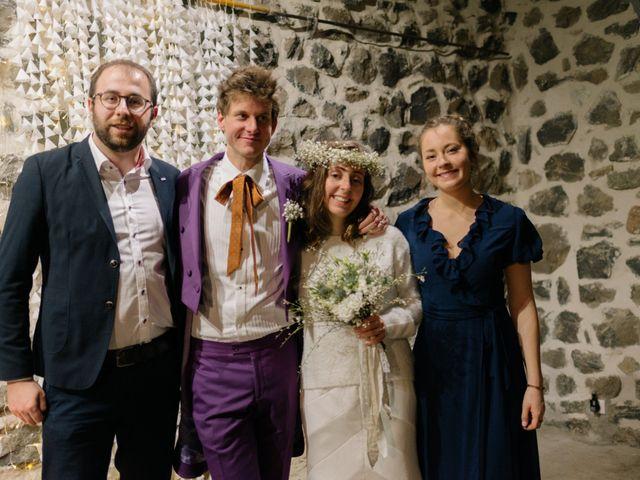 Le mariage de Léopold et Emilie à Le Chambon-sur-Lignon, Haute-Loire 45