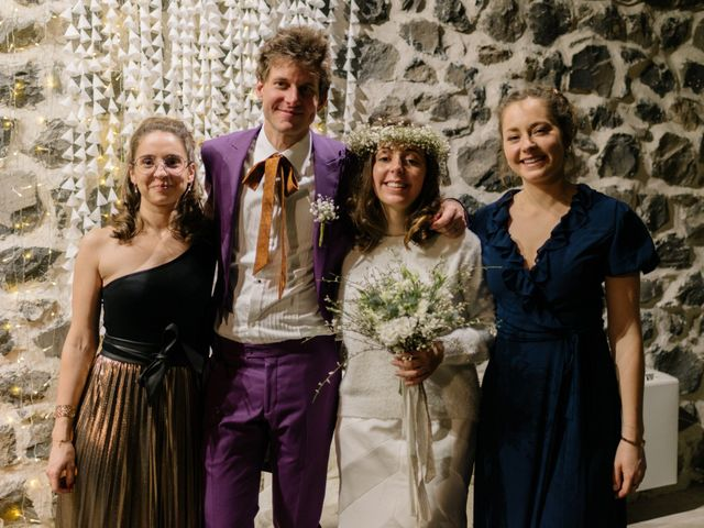 Le mariage de Léopold et Emilie à Le Chambon-sur-Lignon, Haute-Loire 46