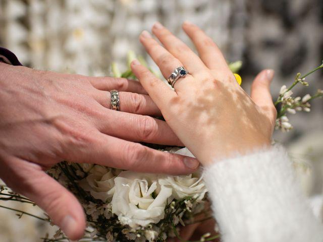Le mariage de Léopold et Emilie à Le Chambon-sur-Lignon, Haute-Loire 2