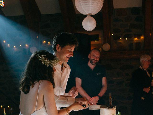Le mariage de Léopold et Emilie à Le Chambon-sur-Lignon, Haute-Loire 76