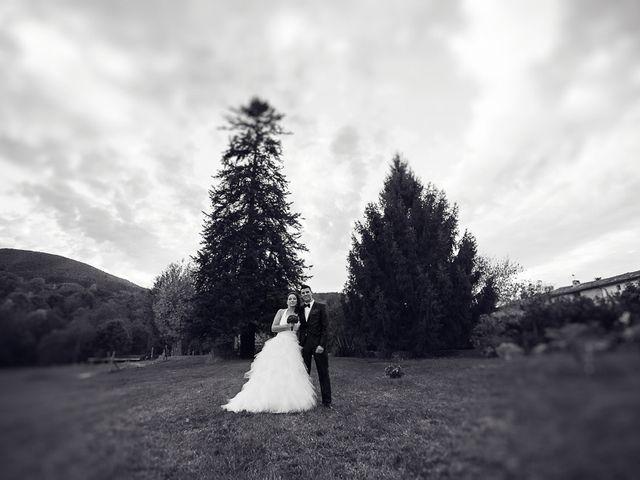 Le mariage de Thomas et Sophie à Foix, Ariège 23