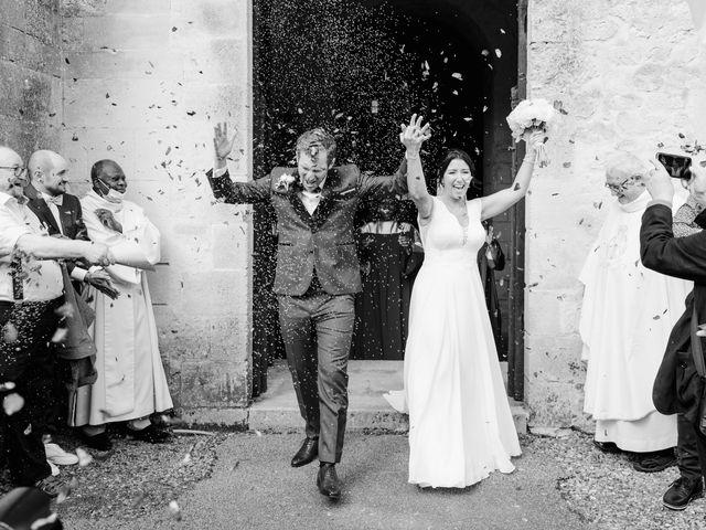 Le mariage de Jacques et Camille à Morienval, Oise 25