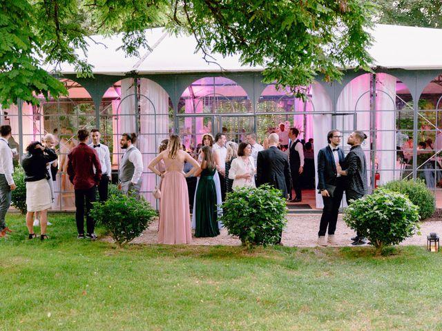 Le mariage de Jacques et Camille à Morienval, Oise 31