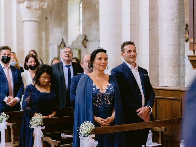 Le mariage de Jacques et Camille à Morienval, Oise 33