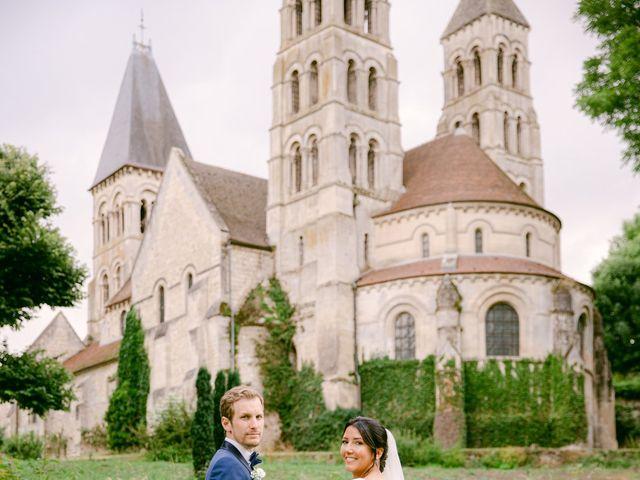 Le mariage de Jacques et Camille à Morienval, Oise 39
