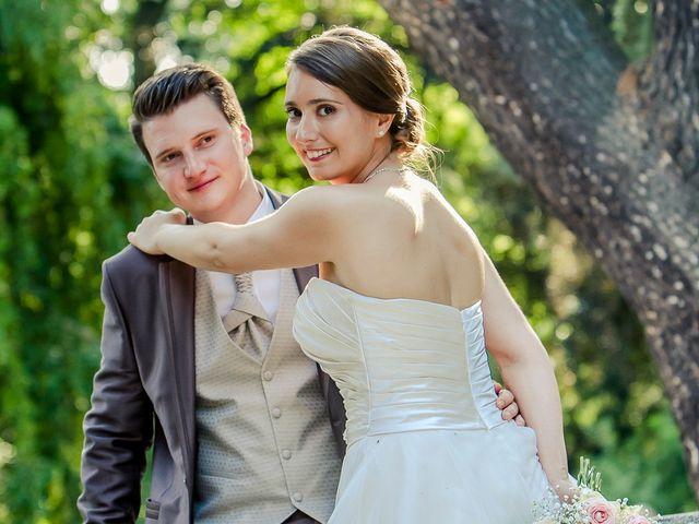 Le mariage de Anaïs et Pierre