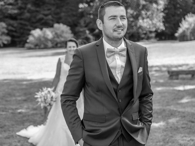 Le mariage de Gwénaël et Audrey à Guer, Morbihan 40