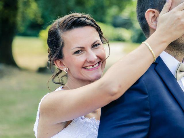 Le mariage de Gwénaël et Audrey à Guer, Morbihan 41