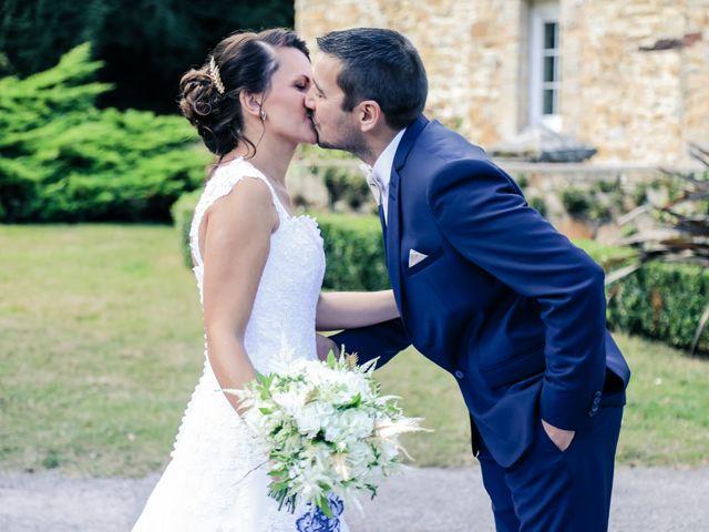 Le mariage de Gwénaël et Audrey à Guer, Morbihan 43